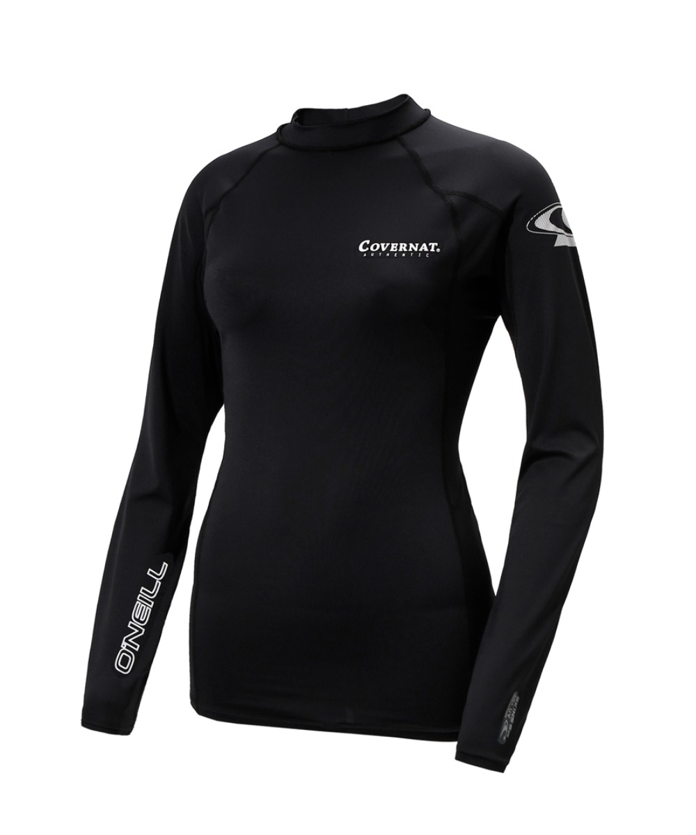 (WOMEN) COVERNAT X ONEILL 2020 SKINS RASH GUARD