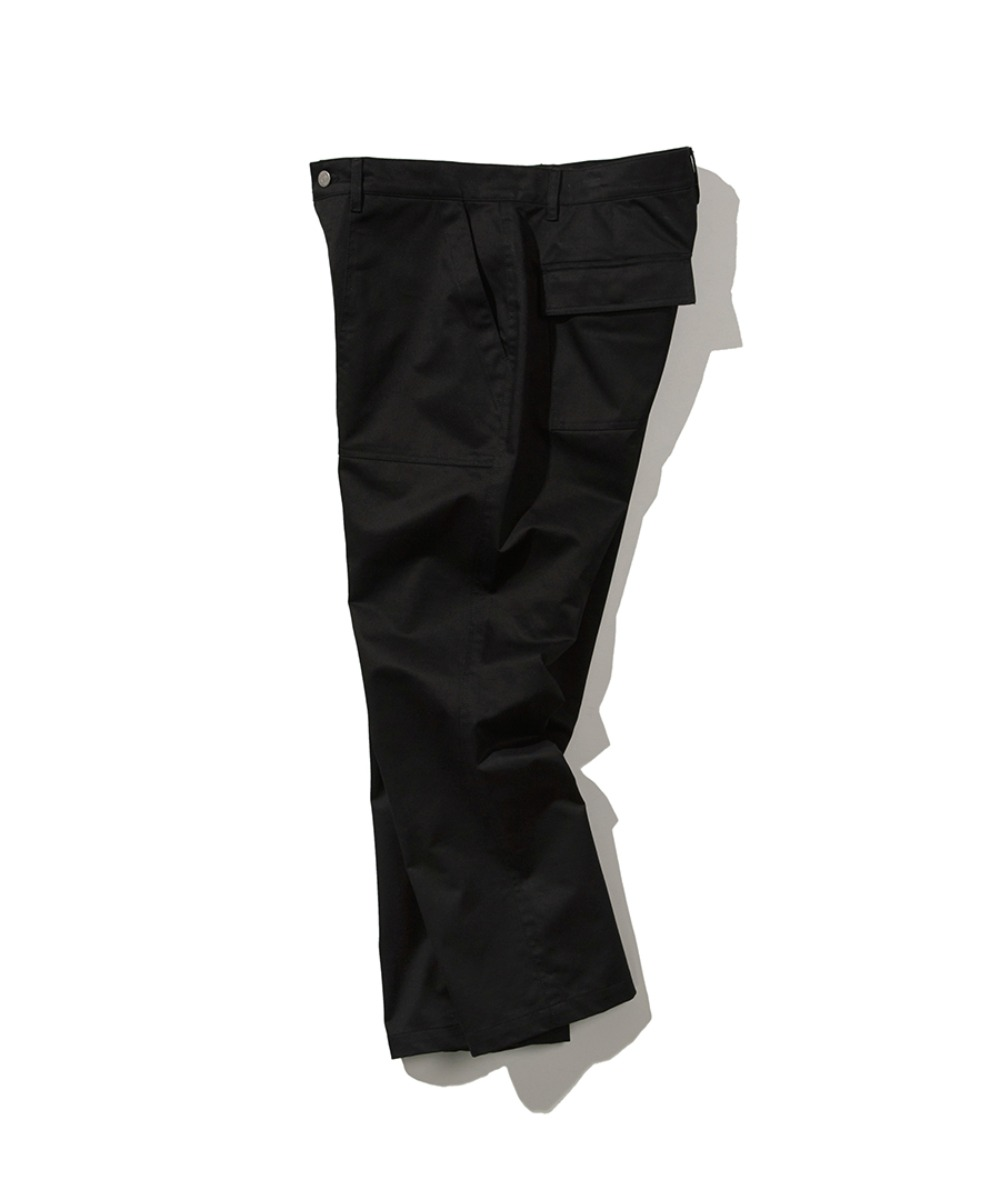 FATIGUE PANTS JET BLACK