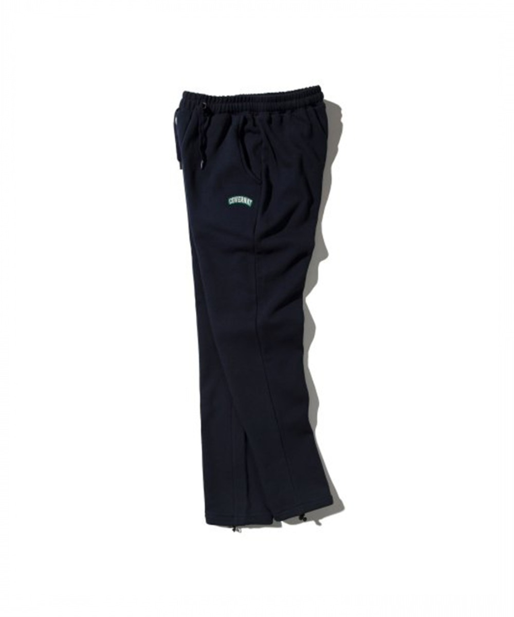 COTTON USA WAPPEN ARCH LOGO PANTS NAVY