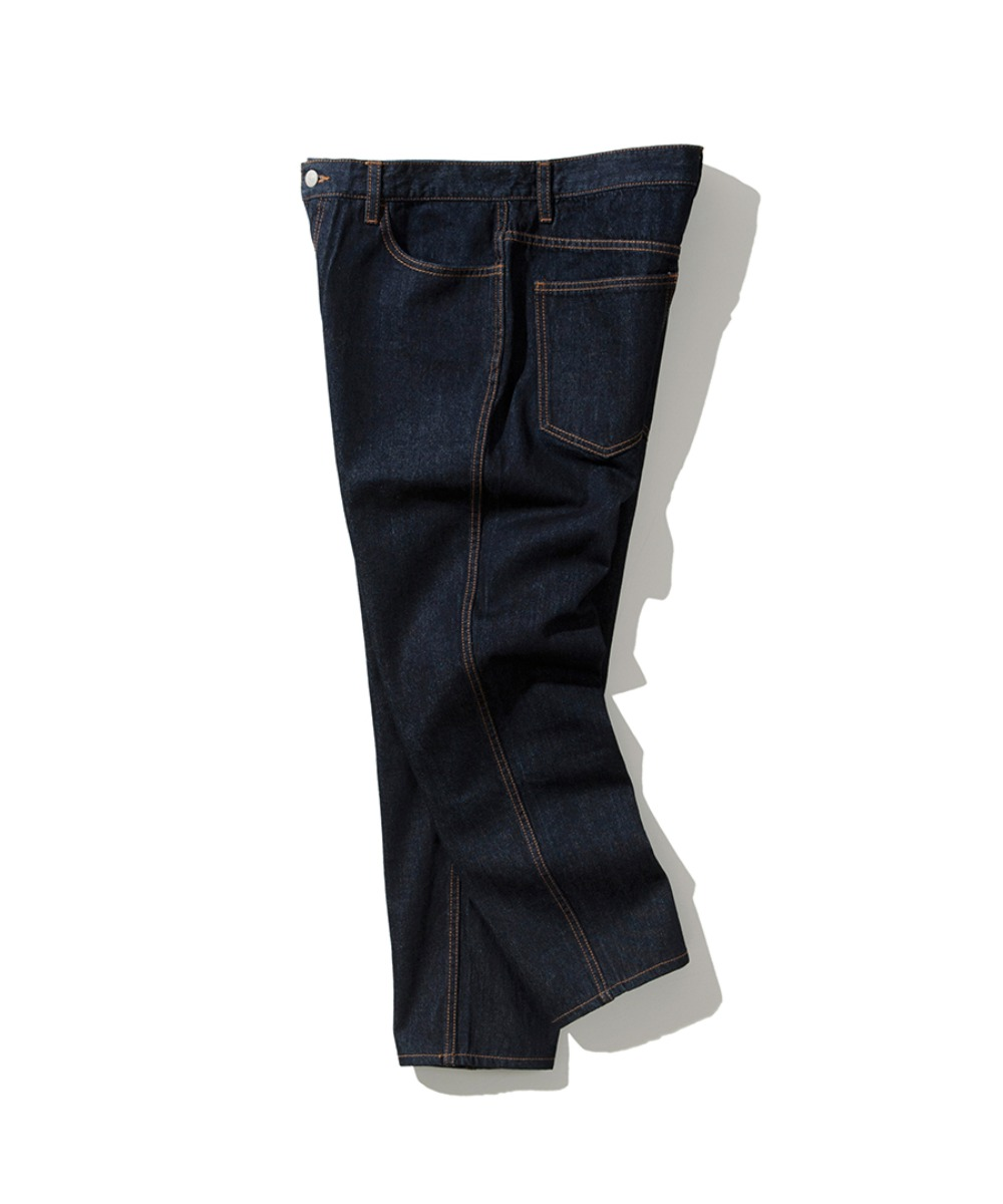 SILM FIT 5PK DENIM PANTS INDIGO