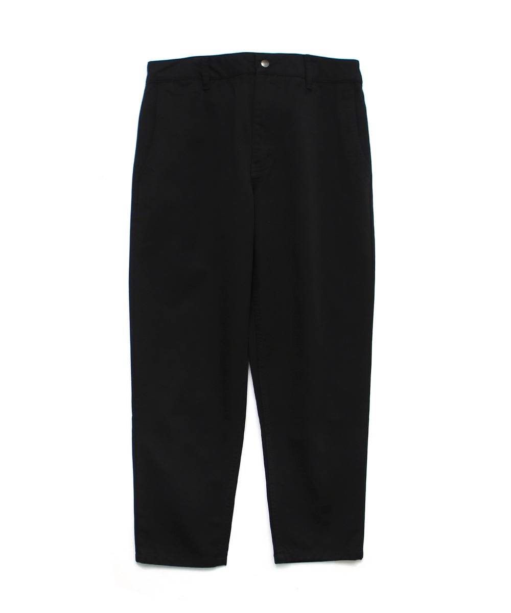 SLIM EASY PANTS BLACK