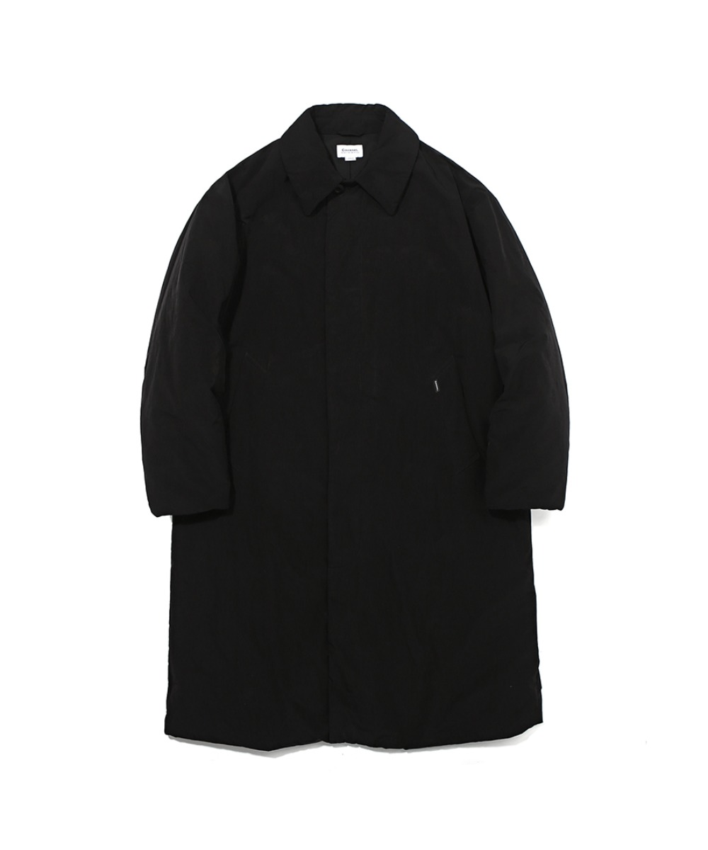 3M THINSULATE MAC COAT BLACK